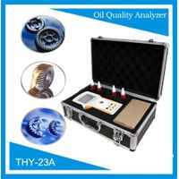 lubricant oil hydraulic oil engine oil turbine oil analyzer