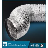 Air Conditioning Systems Ventilation Aluminum Foil Air Duct