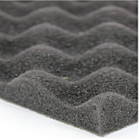 Profile_ Sponge Sound Absorbing Material in South Korea