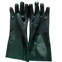 PM Sandy Finished PVC Gloves
