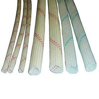PVC coated fiberglass sleeving