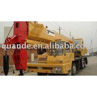 used tadano crane GT550E(55TON) thumbnail image