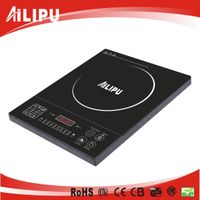 Ailipu Single Sensor Touch  induction cooker with Schott Ceran Plate