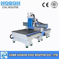 High Quality 2015 HOBON D45-3 CNC Router Tools for wood,mdf,plastic,pvc thumbnail image