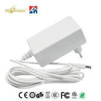White Color Class 2 Constant Voltage AC / DC Adapters 36W 12V OEM/ODM Light