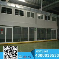 Modern container house prefab houses made in china