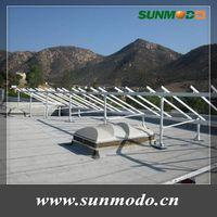 PV solar rack system