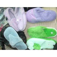 wholesale cotton slippers thumbnail image