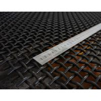 Double Crimp Screen Mesh