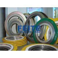 spiral wound gaskets china sealing metal industrial flange gaskets thumbnail image