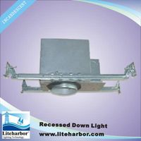 ETL 4inch New Construction Line voltage IC Airtight housing
