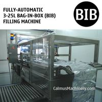 3-25L Bag in Box Water Alcohol Beverage Oil Filling Machine BIB Filler