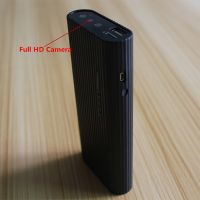 6000mah Capacity IR Night Vision Motion Detect Power Bank Hidden Spy Camera