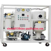 High Efficient Lubricating Oil Purifier Oil Purification For Lube Oil lubrication oil thumbnail image