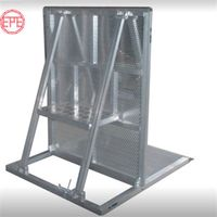 fence Concert Barricade Crowd Control Aluminum Stage Mojo Barrier thumbnail image