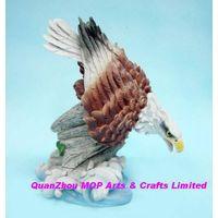 polyresin eagle(resin eagle,eagle sculpture,eagle statue,eagle crafts)