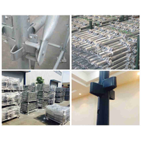 Hot dip galvanized / painted kiwkstage system standards