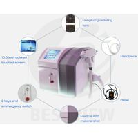 More Q-Switched Nd Yag Laser Tattoo Removal Machines Are Ordered