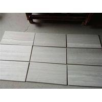Wooden White Tiles