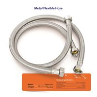 Metal Flexible Hose (wire braided) thumbnail image