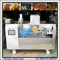 Automatic Korean Stuffing Cake Making Machine