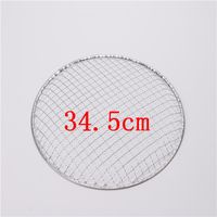 disposable barbecue grill wire mesh 295mm 300mm 330mm for korea market thumbnail image