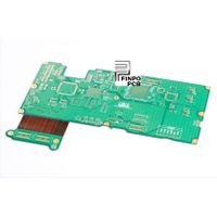 12L Rigid-Flex PCB, 12L Rigid-Flex Board