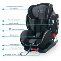 baby car seat with ECER44/O4