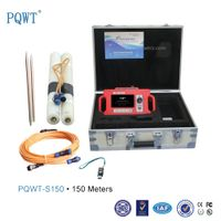 PQWT-S150 Multifunctional Underground Water Detector water finder water detector machine 150 Meters