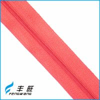 7# size Close-End exposed nylon zippers for sale