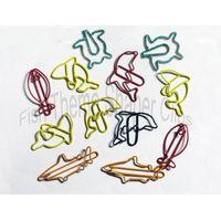 Fish shaped paper clips thumbnail image