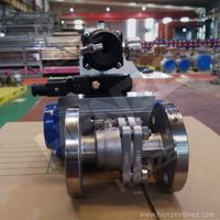 Pneumatic Actuated Floating Ball Valve thumbnail image