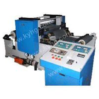 Aluminium Paper embossing machine