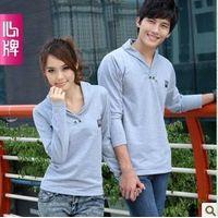 Couple long sleeve T Shirt 2011 new arrival autumn clothing Corea L218 thumbnail image
