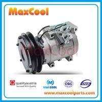 Denso 10S15C Auto ac compressor For John Deere For Komatsu Tractor 4472204052 20Y9796121