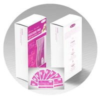 Peroxide Free teeth whitening strips