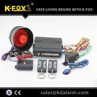 car alarm KD2000