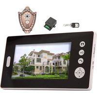 7 inches Wireless Video Door Camera/Phonesl/Peephole Viewer
