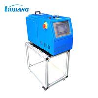 Liujiang hot melt glue machine gear pump with touch screen glue alarm, quantitative glue, tracking g