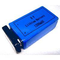 ER9V/CR9V  9.0V  Lithium battery