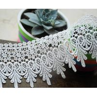 High quality cotton thick national Feng Shui lace lace embroidery lace embroidery lace embroidery