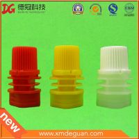 Wholesale Stand Up Pouch Plastic Spout With Cap For Jelly Bag