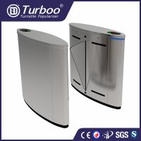 Turboo A203:barrier gate, high quality automatic flap turnstile,security entrance gate thumbnail image