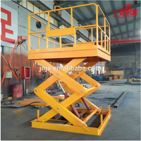 Fixed Type Hydraulic Stationary Car Scissor Lift