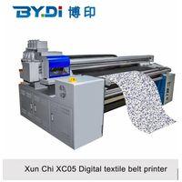 Digital Textile Tshirt Printing Machine XC05