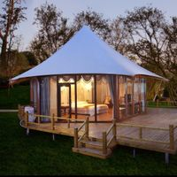 Glamping Lodge Tent thumbnail image