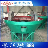 High Performance Durable High Efficiency Wet Pan Mill thumbnail image