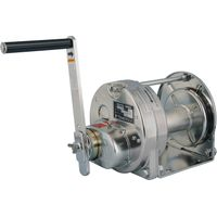 Stainless Steel Rotating Hand Winches (Electropolishing): Model ESB-3-SI (300kgf) thumbnail image