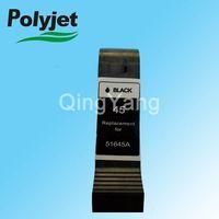 remanufactured ink cartridge 45 compatible for HP Deskjet250c/650c/1200c/350c/450c
