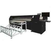 Corrugated Box Digital Inkjet Printer/Corrugated Pizza Box Digital Inkjet Printing Machine thumbnail image
